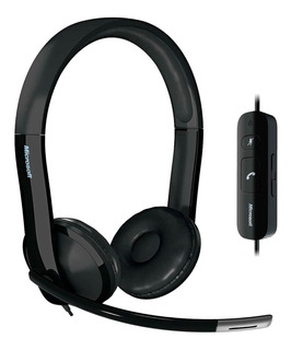Auriculares Usb Microsoft Lifechat Callcenter Home Office