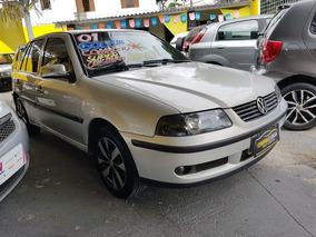 Volkswagen Gol 1.0 Mi 16v Plus 4p 2001