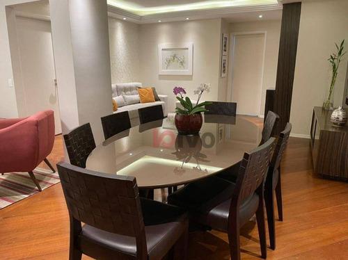 Imagem 1 de 22 de Apartamento À Venda, 98 M² Por R$ 695.000,00 - Vila Santo Estéfano - São Paulo/sp - Ap4549