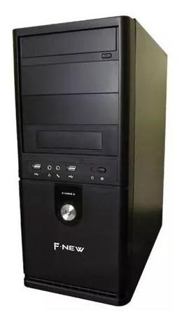 Cpu Nova Celeron 1gb Hd 80gb Dvd Pronta P/ Uso Com Garantia