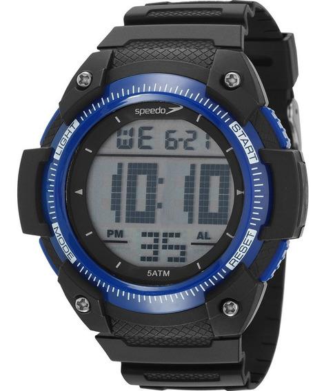 Relógio Masculino Speedo Original Sport Nota 81182g0evnp2