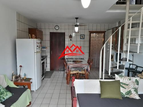 Casa Venda Perequê Açu, Beira Mar, 2 Quartos, 2 Wc E 3 Vagas - 30923