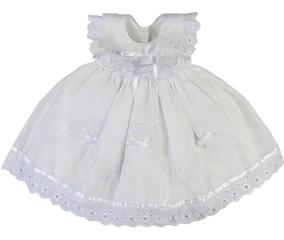 5 Roupas Menina Bebê Diversos Modelos Vestido Batizado Festa