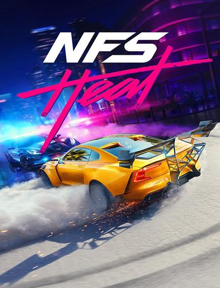 Need For Speed Heat Pc - Origin Key (envio Já)
