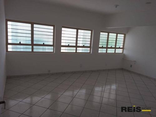 Sala Para Alugar, 110 M² Por R$ 1.150,00/mês - Centro - Votorantim/sp - Sa0077