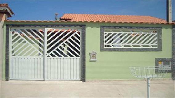 Casa Com 2 Dorms, Balneário Jussara, Mongaguá - R$ 165 Mil, Cod: 6927 - V6927