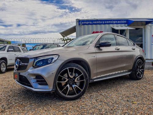 Imagen 1 de 15 de Mercedes-benz  Clase Glc  2019  5p Glc Amg 43 Coupe V6/3.0/