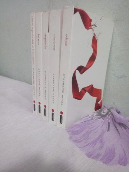 Coleção Livros Saga Crepusculo
