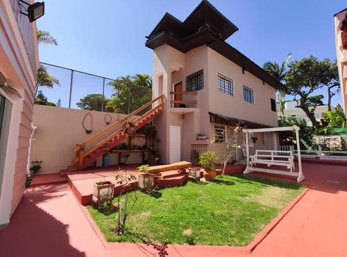 Casa À Venda, 450 M² Por R$ 1.800.000,00 - Interlagos - São Paulo/sp - Ca1077