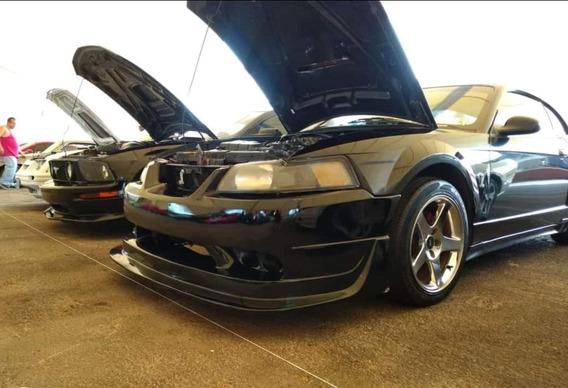Ford Mustang 4.6 Gt Base 5vel Tela Mt 2001