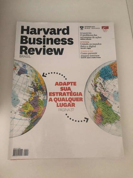 Kit Com 4 Revistas - Harvard Business Review- 2014