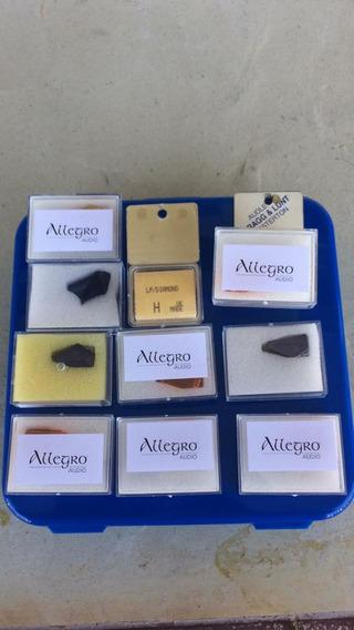 Agulha Toca Discos Technics Sl Qx 300, Sl Qx 301, Sr Q 200
