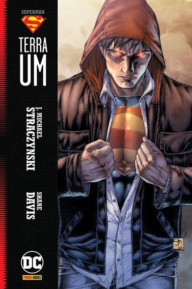 Hq - Superman Terra Um - Vol. 1 - Capa Dura