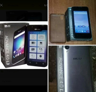 Blu Advance 4. 0 L3(50cash)