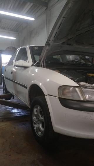 Chevrolet Vectra Branco 1998 2.2 Gl 8v Mpfi