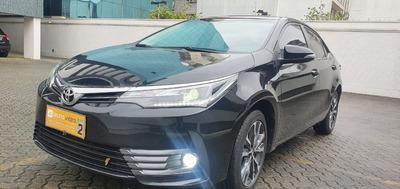Toyota Corolla Altis 2.0 Flex 2018 - Único Dono, Impecável
