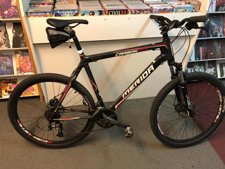 Bicicleta Merida Carbon Flx Talle Xl Mountain Bike