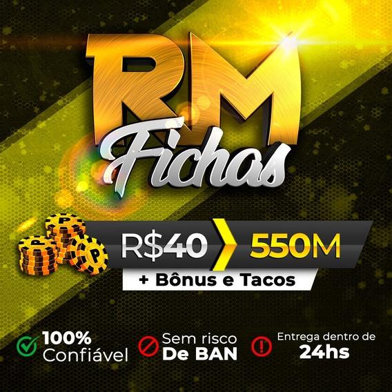 8 Ball Pool Fichas 550 Milhões + Mega Brinde De Tacos
