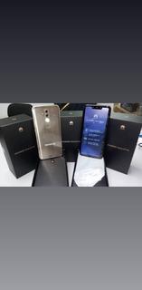 Huawei Mate 20 Lite Liberado Doble Sim Nuevos Dorado (280us)