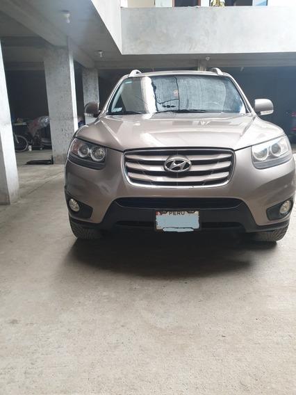 Hyundai Santa Fe Full Awd 2.4