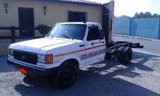 Ford F1000 Ano 1995 Muito Nova Chassi