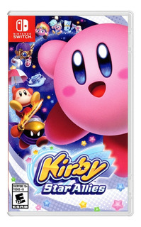 Kirby Star Allies Nintendo Switch, Sellado Nuevo