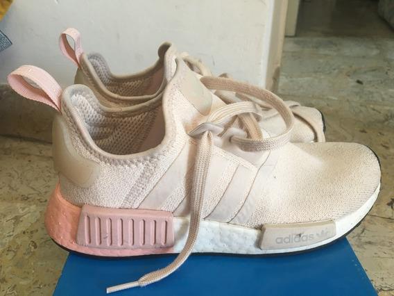 Zapatillas adidas Nmd Rosas Mujer