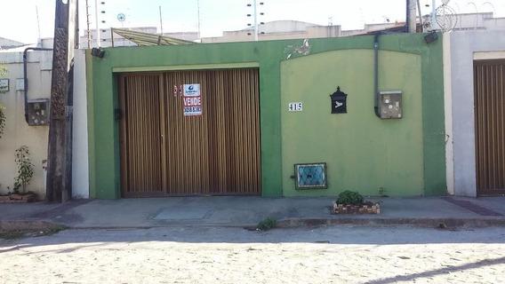 Casa Residencial À Venda, Maraponga, Fortaleza. - Ca0834