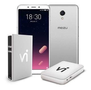 Phonestation Meizu M6s Prata, Tela 5,7, 64gb, Proc. Exynos