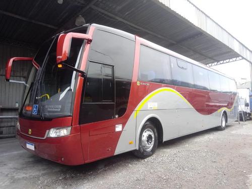 Ônibus Busscar Vistabuss Lo Turismo Seminovo Mercedes 0500rs