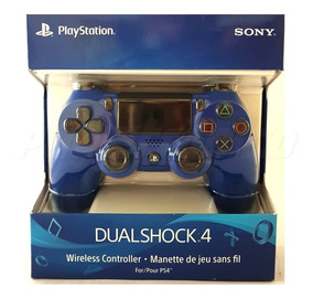 Controle Ps4 Azul Playstation 4 Dualshock 4 Original Sony
