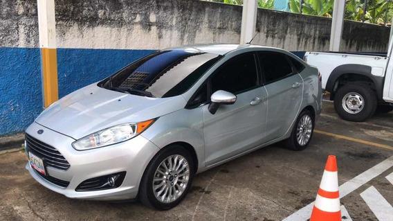 Ford Fiesta Titanium Automático