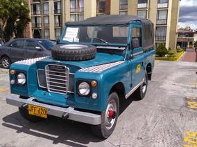 Land Rover Santana 1970, Dos Dueños. Venpermuto Menor Valor
