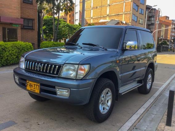 Impecable Toyota Prado Sumo Sport 2009 4x4 La Mejor