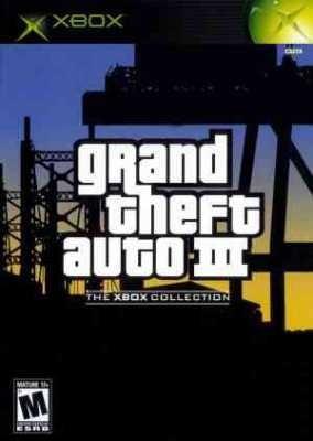 Jogo Grand Theft Auto 3 Iii Gta Xbox Clássico Frete Grátis