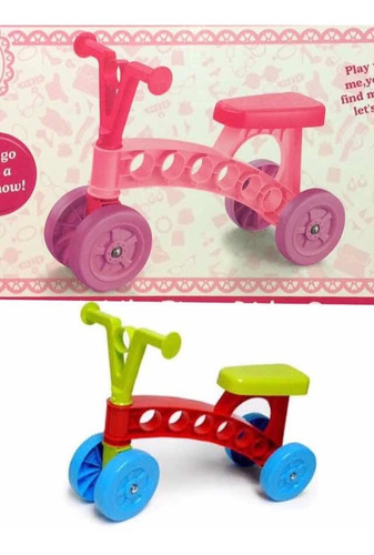 Triciclo Juegos Niños Correpasillo Bunzi Equilibrio Bebe