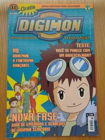 Revista Oficial Digimon #11