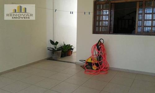 Imagem 1 de 24 de Sobrado Residencial À Venda, Vila Caputera, Mogi Das Cruzes - . - So0081