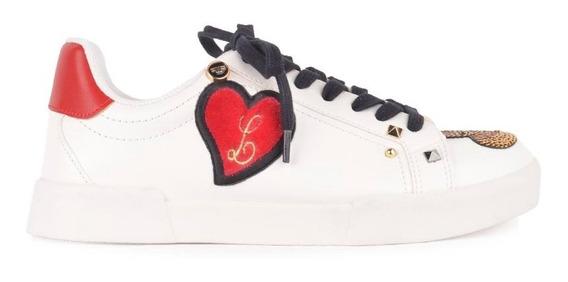 Zapatillas Zapatos De Mujer Cuero Vacuno Cuore - Ferraro