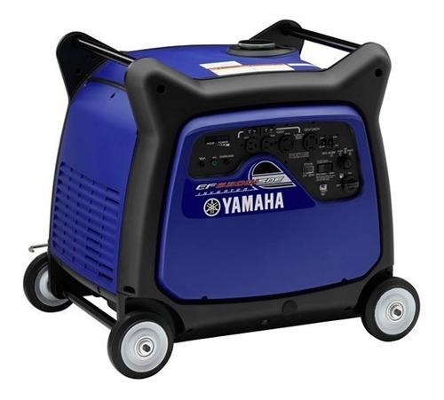 Generador Yamaha Ef6300 Inverter