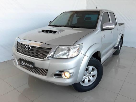 Toyota Hilux Srv 3.0 4x4 Aut.