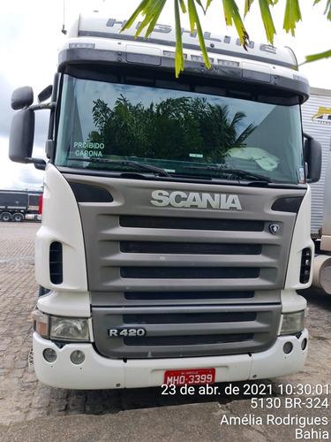 Scania  R420 Highline