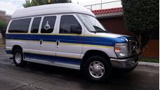 Ambulancia Autobus 2010 Rampa Para Silla De Ruedas Translado