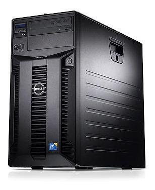 Servidor Dell T310 - E5620 - 12gb - Perc H700 - 4 X Sata 1tb