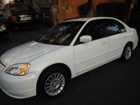 Civic 2003 1.7 Ex Aut.+ Baixa Km +blindada