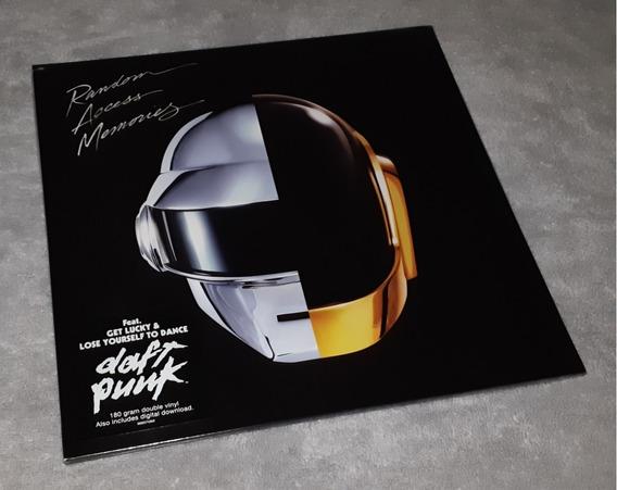 Daft Punk ¿random Access Memories Disco Vinil Duplo Lp