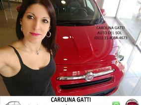 Fiat 500x Pop 1.4 16v Credito Tasa 0% Entrega Ya Contado Per
