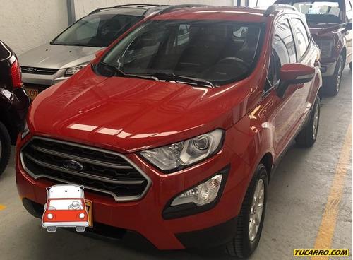 Ford Ecosport Mecanica Se