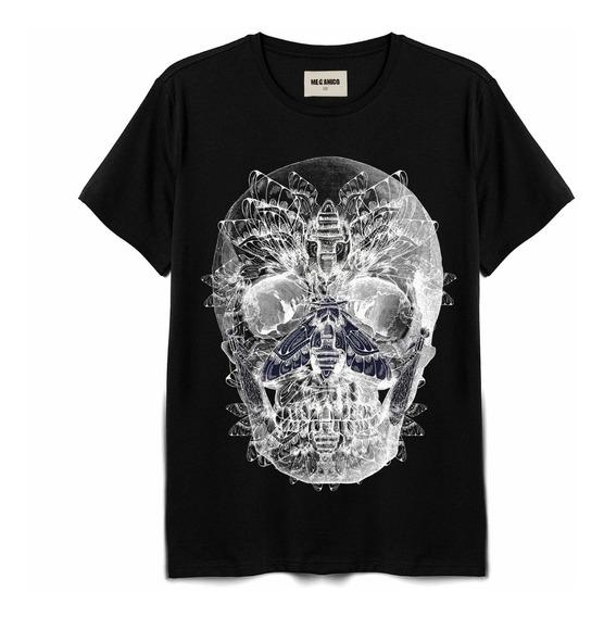 Playera Mecanico Jeans Skull 2