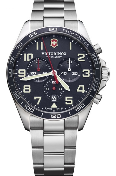 Relógio Victorinox Fieldforce Chrono Classic - Novo Original